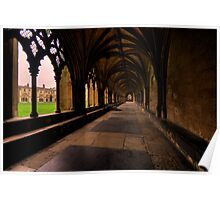 The Cloister Poster
