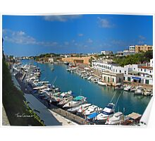Narrow Harbour Poster
