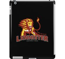 Lannister - Casterly Rock iPad Case/Skin
