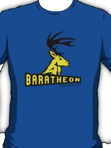 Baratheon - Ours is the fury T-Shirt