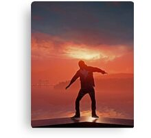 Infamous Second Son - Delsin Panorama Canvas Print