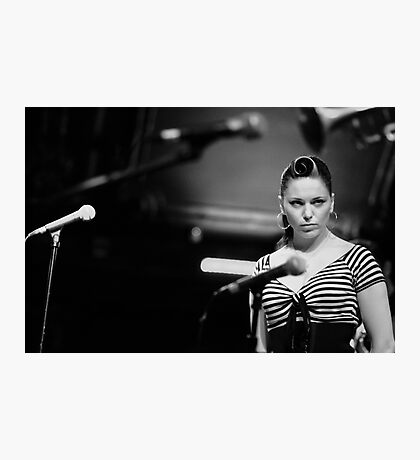 Imelda May Photographic Print