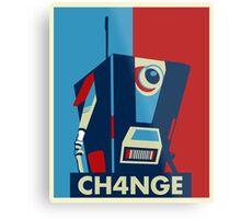 Borderland - Clap Trap For Change Metal Print