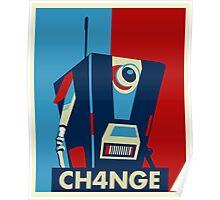 Borderland - Clap Trap For Change Poster
