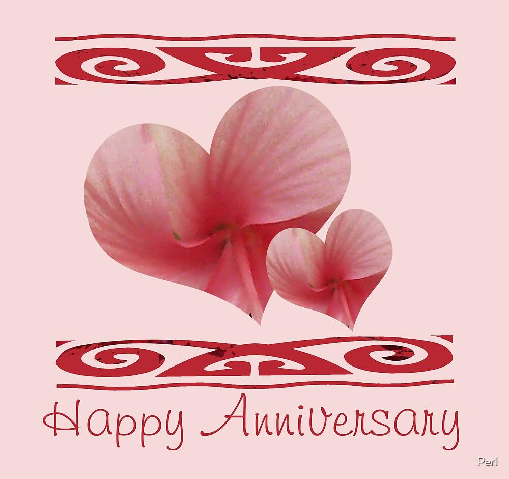 Happy Anniversary by Peri