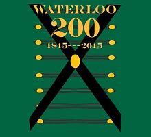 Waterloo 200th Anniversary  Rifles Unisex T-Shirt