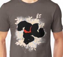 Super Smash Bros. White Donkey Kong Silhouette Unisex T-Shirt