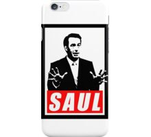 Better Call Saul - Saul (Obey) iPhone Case/Skin