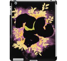 Super Smash Bros. Pink Donkey Kong Silhouette iPad Case/Skin