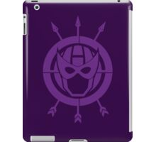 Hawkeye Pattern iPad Case/Skin