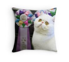 AWARD WINNER Throw Pillow