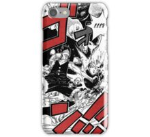 One Piece - Luffy Defeats Blueno iPhone Case/Skin