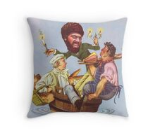 M Blackwell - Your Pork Products Make Me SICK! Throw Pillow
