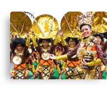 Sinulog Queen_4 Canvas Print