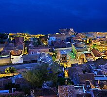 Medieval nights in Monemvasia by Hercules Milas