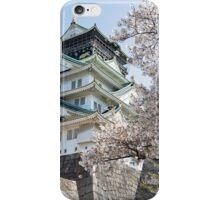Osaka Castle iPhone Case/Skin