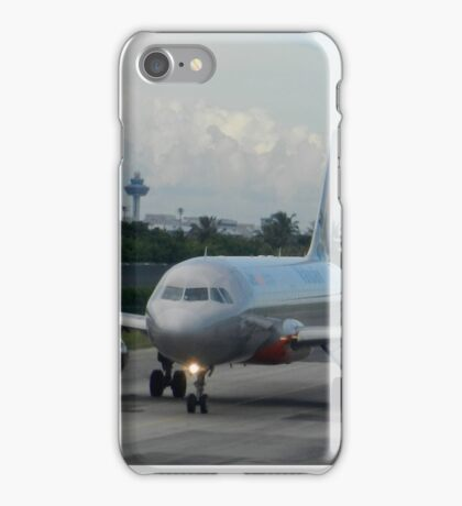 Line up Singapore's Changi Airport iPhone Case/Skin
