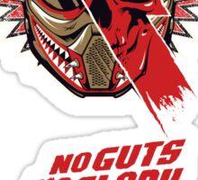 Defqon 1 2015 - No Guts No Glory - 3 Sticker