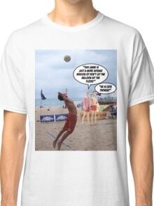 Beach Volleyball Classic T-Shirt