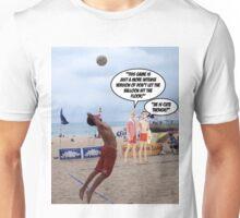 Beach Volleyball Unisex T-Shirt