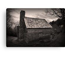 Brinegar Cabin Canvas Print