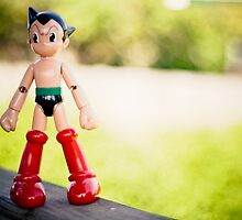 Astro Boy by Nicole  Hastings
