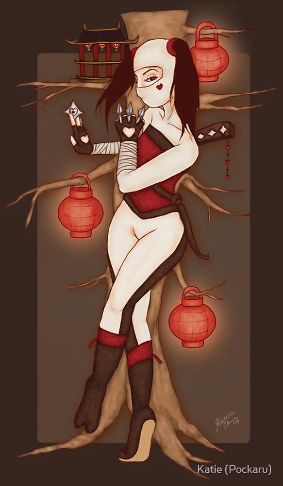 Love Ninja by Katie (Pockaru)