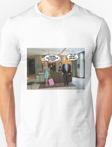 Check Me Out! Unisex T-Shirt