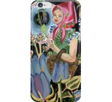 babe in woods iPhone Case/Skin