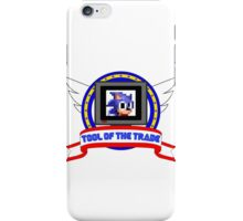 Tool of the Trade - Extra Life (Sonic) iPhone Case/Skin