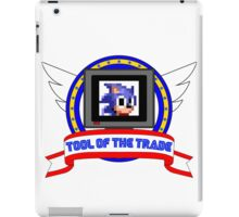 Tool of the Trade - Extra Life (Sonic) iPad Case/Skin