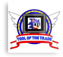 Tool of the Trade - Extra Life (Sonic) Metal Print