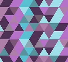 Geometric Abstract Shapes by adinagraphics