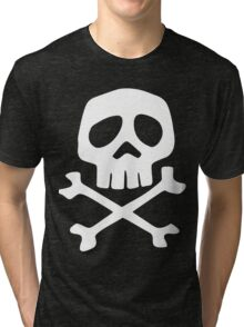 Space Pirate Captain Harlock Tri-blend T-Shirt