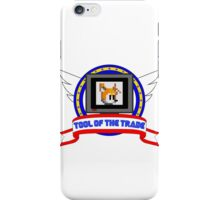 Tool of the Trade - Extra Life (Tails) iPhone Case/Skin