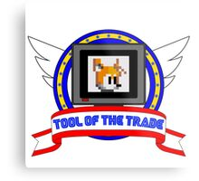 Tool of the Trade - Extra Life (Tails) Metal Print