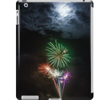 Full Moon Fireworks iPad Case/Skin
