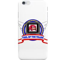Tool of the Trade - Extra Life (Knuckles) iPhone Case/Skin