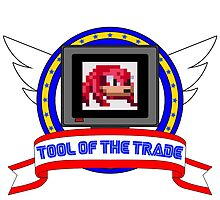 Tool of the Trade - Extra Life (Knuckles) by Hidesquadron1