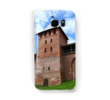 walls and towers of the Novgorod Kremlin Samsung Galaxy Case/Skin