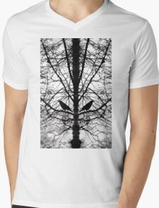 The watchmen of the woods Mens V-Neck T-Shirt