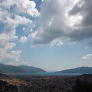 Sunshine, Clouds and Shadows Over The Bay Of Marmaris by taiche