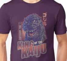 King of the Kaiju - Redux Unisex T-Shirt