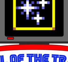 Tool of the Trade - Invincibility Sticker
