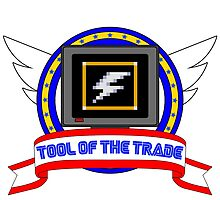 Tool of the Trade - Lightning Shield by Hidesquadron1