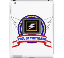 Tool of the Trade - Lightning Shield iPad Case/Skin