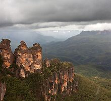 The Three Sisters by Josh Boucher