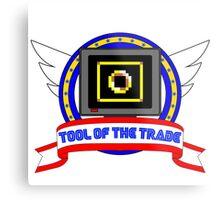 Tool of the Trade - Power Rings Metal Print