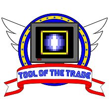 Tool of the Trade - Shield by Hidesquadron1
