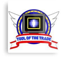 Tool of the Trade - Shield Metal Print